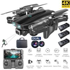 Quadcopter, 4kcamera, Remote, Rc helicopter