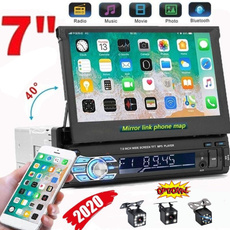 mp5carplayer, Touch Screen, carstereo, usb