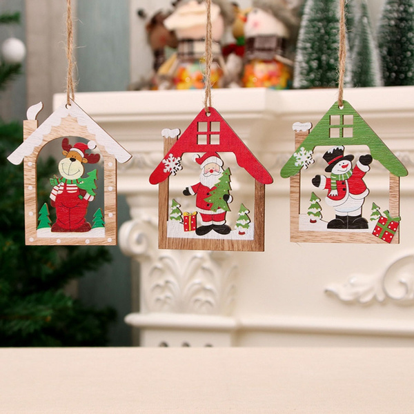 Party Supplies Wood Crafts Home Decor