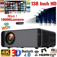 videoprojecteur, Fashion, projector, Hdmi