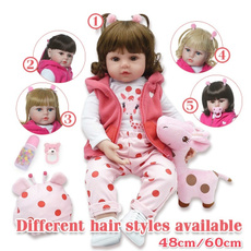 Toy, doll, Silicone, reborntoddler