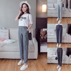 elasticwaistpant, longtrouser, harem, trousers