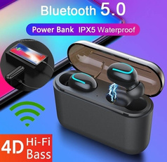 Box, Headset, Earphone, Bass