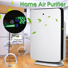 aircleaner, Smoke, Home & Living, airfreshener