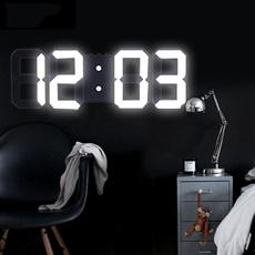 digitaldeskclock, led, ledalarm, Led Clock