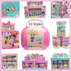 Box, Toy, Gifts, doll