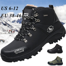 shoes men, hikingboot, Outdoor, Leather Boots