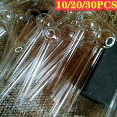 oilburner, Smoking, glass pipe, Clear