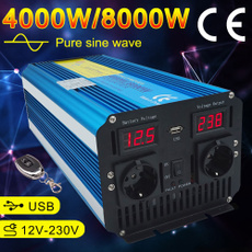 24v4000winverter, Remote Controls, 12v4000winverter, led