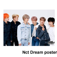 K-Pop, Mini, Home Decor, nctposter
