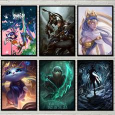 tftposter, lolë, Posters, gameposter
