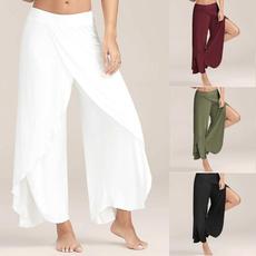 elastic waist, Casual pants, Bottom, pants