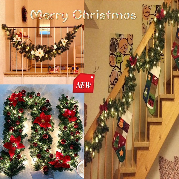 2019 New 4 Color 2 7m Luxury Christmas Decorations Christmas