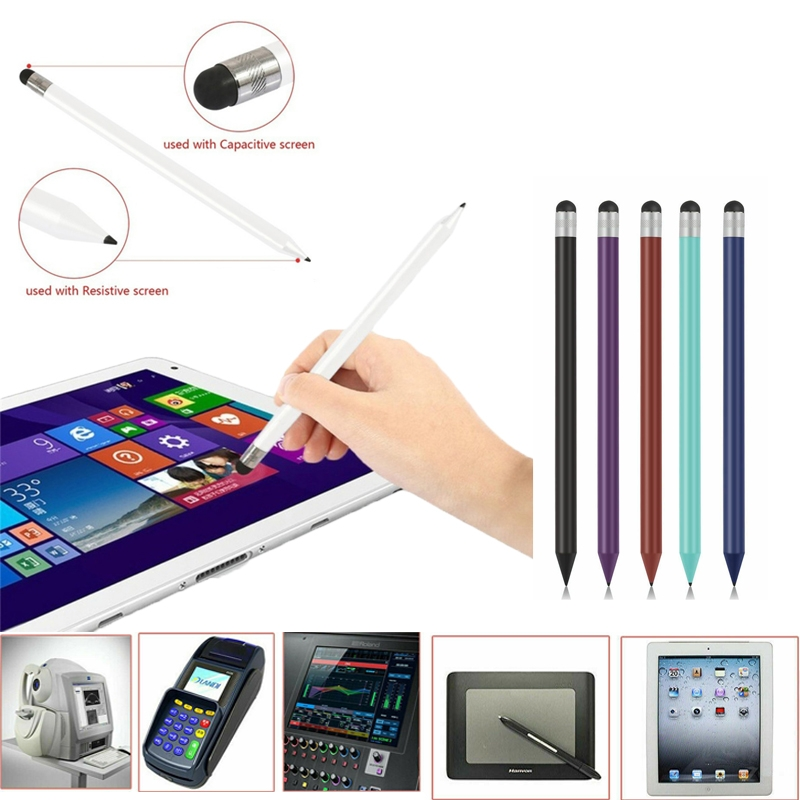 Multi-function Touch Screen Scale Pen Stylus For Sumsung iPad PAD Android Phone