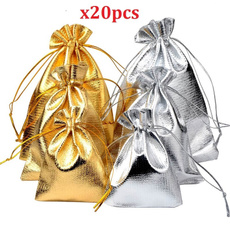Drawstring Bags, Jewelry, Gifts, Food
