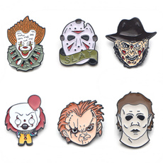 anightmareonelmstreet, brooches, Gifts, Pins