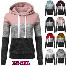 jacketforwomen, Plus Size, Hoodies, Sleeve