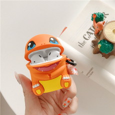 IPhone Accessories, headsetcase, charmander, earphonecase