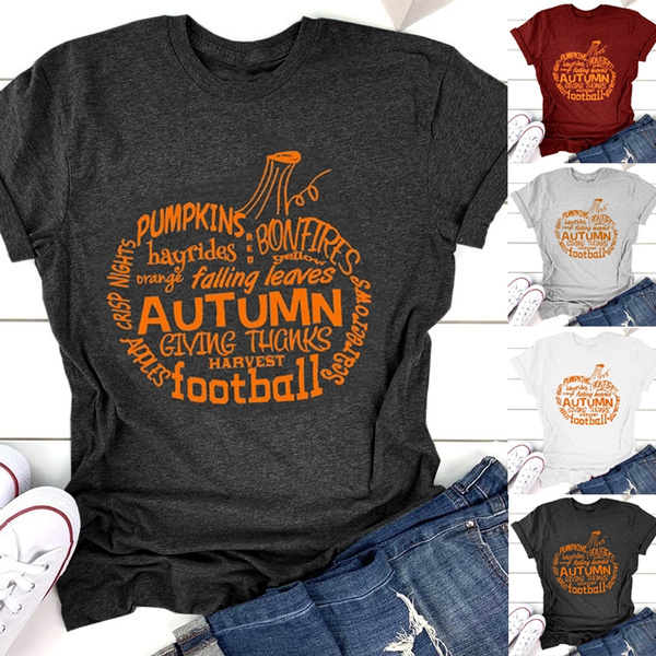 art, Fashion, pumpkinshirt, Cotton T Shirt