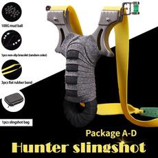 Steel, Outdoor, fishslingshot, Hunting