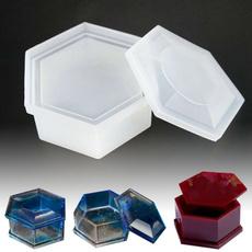 Box, Jewelry, Hobbies, Silicone