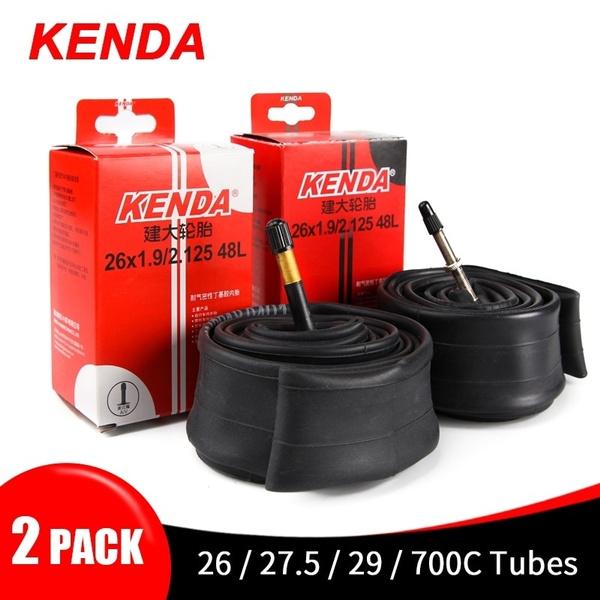 "Kenda 26x1.75//2.125/"" Schrader Valve Bike Tube"