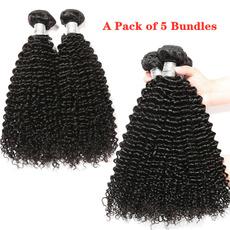 human hair, braziliancurlyvirginhair, afrowig, kinkycurlywithclosure