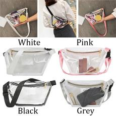 women bags, adjustablestrap, Waterproof, chestpurse