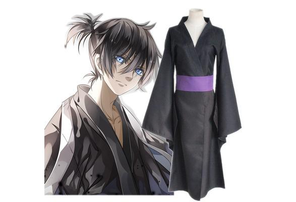 Noragami Yato cosplay costume Uniform Sport Set Halloween Party Anime