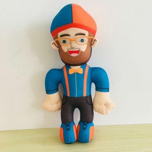 13 inch. Blippi Plush Doll