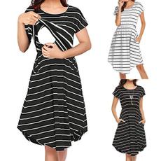 maternityfashionclothe, Maternity Dresses, short sleeve dress, Sleeve