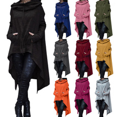 fashion women, Plus Size, Coat, Bat