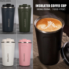 Steel, insulated, Stainless Steel, coffeelover
