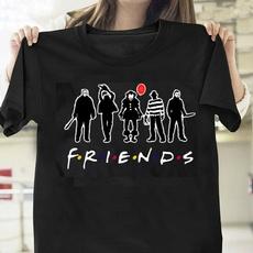 Cotton T Shirt, Regalos, Halloween, Horror