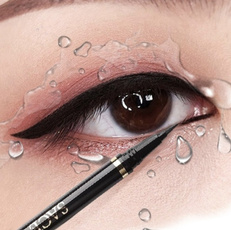 pencil, eye, Belleza, Waterproof