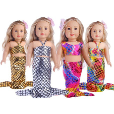 18inchdollclothe, Fashion, mermaidclothe, Gifts