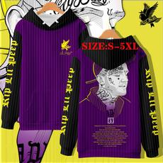 3D hoodies, lilpeep, xxxtentacion, unisex