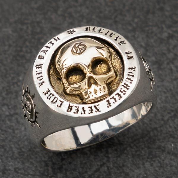 Steel, Fashion, Jewelry, skull