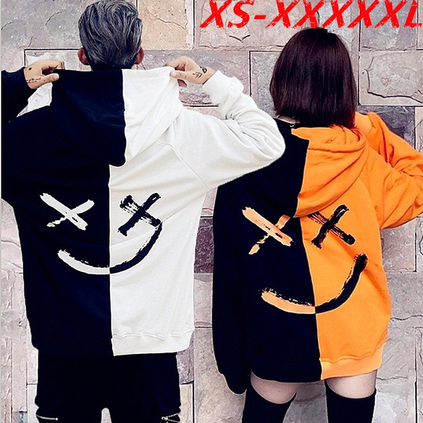 Men Women Sweatshirt Pullover Hoodie Jumpers Couple Casual Fashion Loose sweater