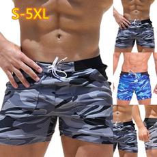 Summer, swimmingtrunk, Fashion, printed