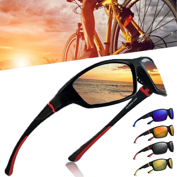 Men/'s Cycling Driving Riding Glasses Outdoor Bicycle Riding Sunglasses Goggles