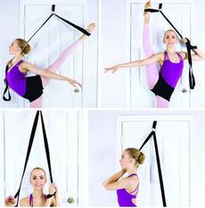Ballet, Fashion, Yoga, strapstretch