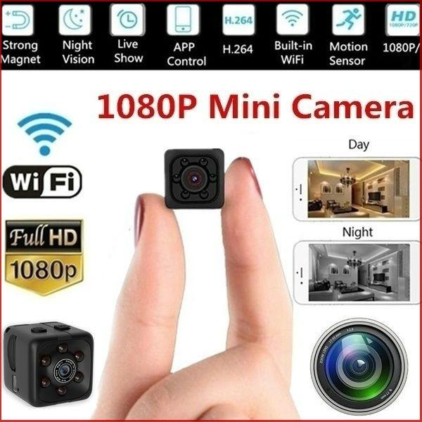Mini, microcamera, Remote, miniwificamera