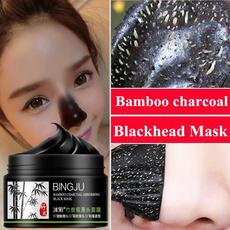 Charcoal, Head, blackmask, tearingtypemask