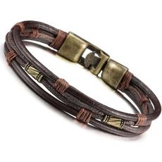 wristbandbracelet, rope bracelet, Jewelry, brown
