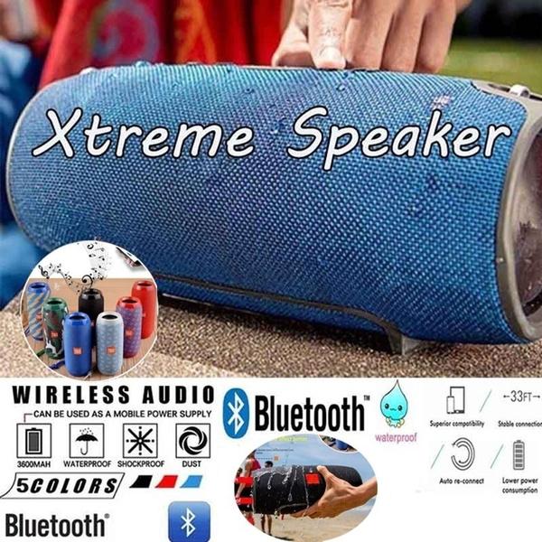 Box, outdoorspeaker, Outdoor, Wireless Speakers