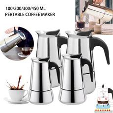 Steel, Coffee, coffemaker, coffeefilter