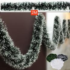 Christmas, Garland, Strings, holidayampseasonaldecor