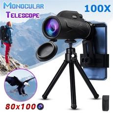 monoculartelescope, Phone, Outdoor, Triangles