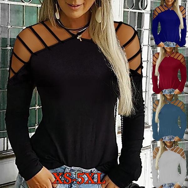 blouse, Plus Size, Plus Size Fashions, Hollow-out